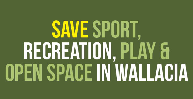 Save Sport, Recreation, Play & Open Space in Wallacia