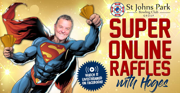 Online Super Raffles with Hoges!
