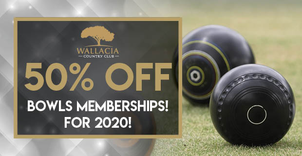 50% OFF Bowls Memberships!
