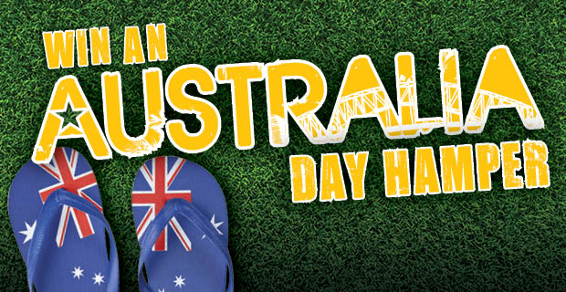 WIN an Australia Day Hamper