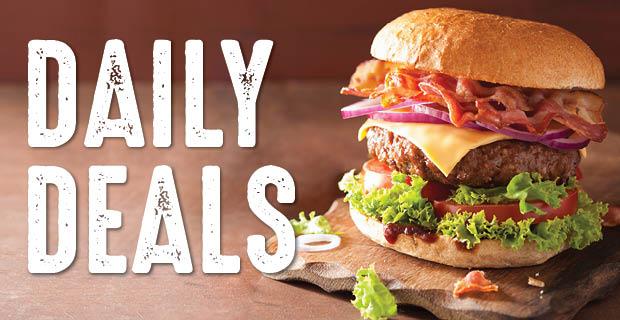 Daily Deals in Homestead Kitchen