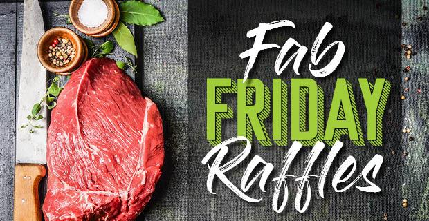 Fab Friday Raffles