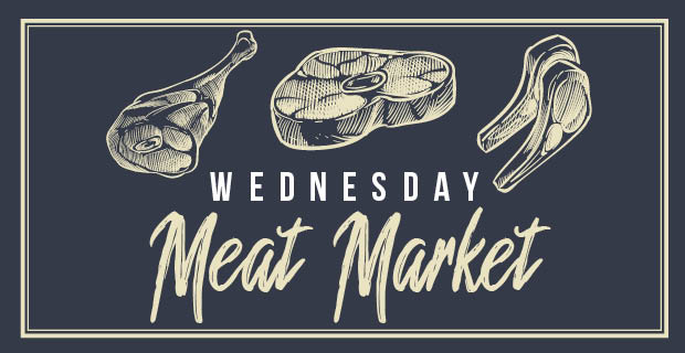 Wednesday Meat Market