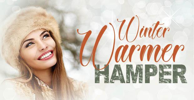 WIN a Winter Warmer Hamper
